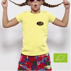 T-shirt Bio, manches courtes pour enfant, unisexe