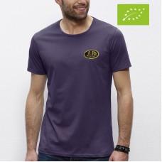 T-shirt Bio, manches courtes pour homme, unisexe