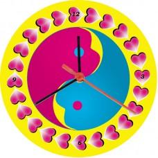L'horloge de créativisme:  la Roue de la créativité