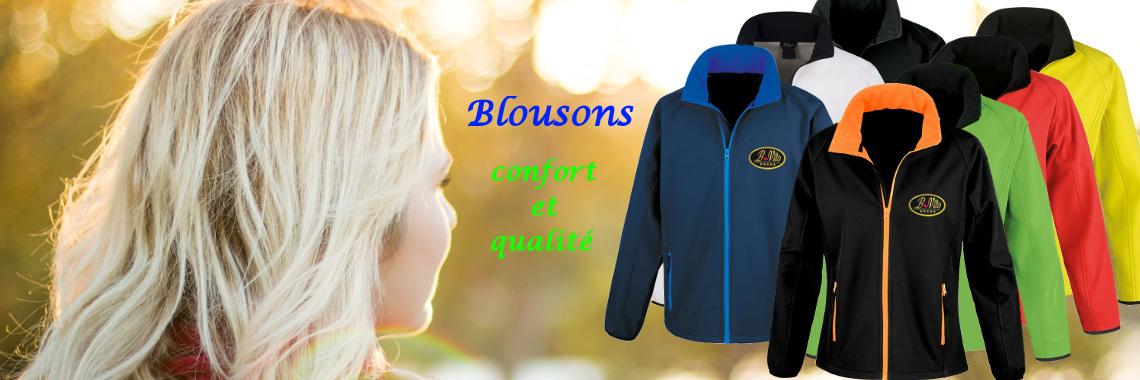 blousons