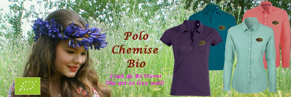 polo, chemise