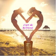 Parfum Bovito № 4 pour femme, floral, sucré et fruité, Parfum pour elle