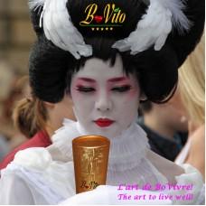 Parfum Bovito № 10 pour femme, floral, boisé et musqué, Parfum pour elle