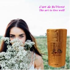Parfum Bovito № 15 pour femme,  floral, musqué et fruité, Parfum pour elle