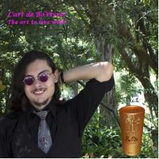 Parfum Bovito № 63 pour homme, aromatique, épicé et boisé, Parfum pour lui