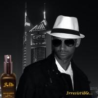 Parfum Bovito № 72 pour homme, oriental et boisé, Parfum pour lui
